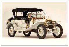 1913 Locomobile Model M-48-3 Four Passenger Baby Tonneau