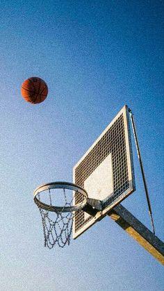 Basketball shot wallpaper