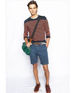 Everything about this outfit - The GQ Spring 2012 Trend Report: Spring Fashion for Men: Wear It Now: GQ