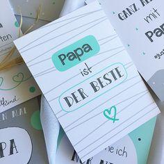 Meilensteinkarten Papa und ich - für besondere Papa-Momente findest du hier unser Papa-Mini-Set bestehend aus 5 Fotokarten