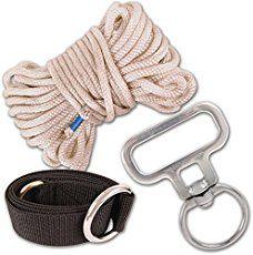 Horse Picketing Supplies | Rope | Kit | Swivel
