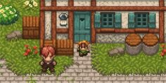 Evoland Gets 8-bit, 16-bit, 32-bit And 64-Bit Nostalgia Right