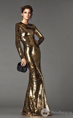 Женская одежда Dolce осень-зима 2012-2013