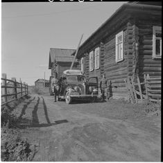Syväri, September 1942 Finland, September