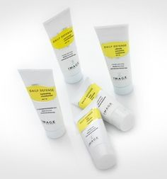 Image Skincare Daily Defense gives a great SPF and moisturizer! May is Skin Cancer Awareness month, wear your SPF!