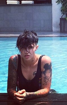 7 Times Ruby Rose Made Us Bow Down