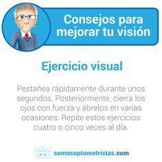 MultiOpticas Perez Setien   Ejercicios para mejorar tu visión. ¡Pruébalo y verás!  Por tu #saludvisual