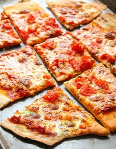 Copycat Domino's Thin Crust Pizza   16 Homemade Healthy Fast Food Recipes   Delicious and Healthy Copycat Recipes http://homemaderecipes.com/healthy-fast-food-recipes/
