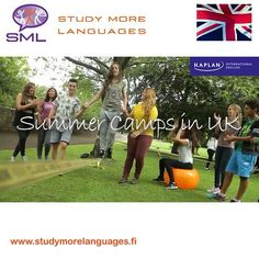Summer Camp for juniors in the UK