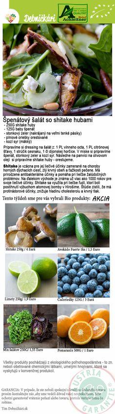 Poznate Shitake #bio #debnickari #ovocie #zelenina #donaska #domov #potraviny #bratislava #slovensko #zdravie #fit #varime