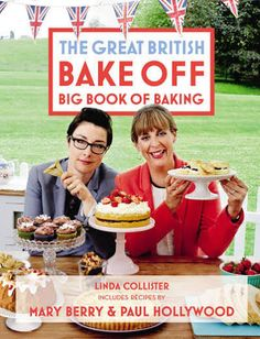 great british baking show recipes