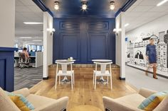 Placester offices by IA Interior Architects, Boston – Massachusetts » Retail Design Blog