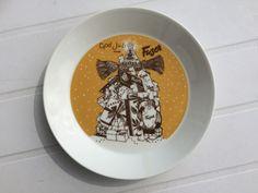 Mummi talerken Fazer Moomin, Plates, Tableware, Kitchen, Licence Plates, Dishes, Dinnerware, Cooking, Griddles