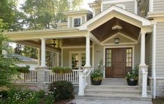 Front porch entry ideas entry traditional with tongue and v-groove ceiling wrap around porch gray exterior