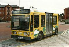 COLOUR BUS PHOTO - CROSVILLE MTE54   eBay