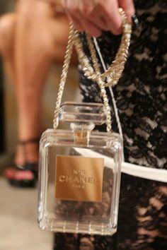 Perfume Clutch