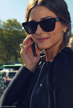 boutaynaportracts:    Beautiful Olivia Palermowho is always nice with the photographersand accepts to pose no matter what