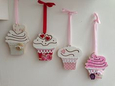 Cupcakes home decor