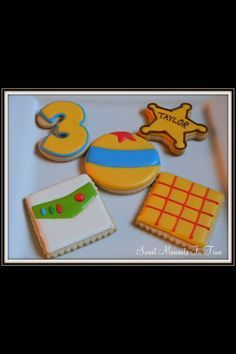 toy story cookie cutter - Google Search