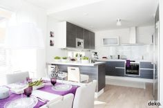 color in kitchen | Deko
