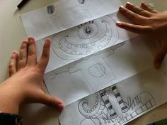 Monster & Alien Drawing Game