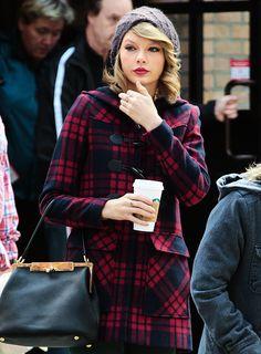she's obnoxious but I love the coat