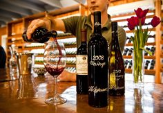 Jefferson Vineyards' tasting room (photo: jeffersonvineyards.com)