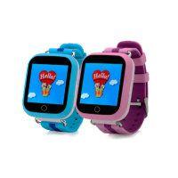 Детские умные часы с GPS-трекером Smart Baby Watch GPS GW200S / Q100