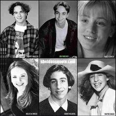 Young Big Bang Theory