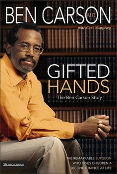 Gifted Hands: The Ben Carson Story An incredible story about a remarkable young boy from Detroit who grew up and did amazing things with the support of his determined mother. Go read it.