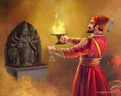 Aai tuljabhavani_Chatrapati Shivaji Maharaj