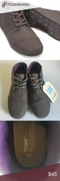TOMS Paseo Mids Dress your man in the best casual wear from TOMS! Paseo Mids