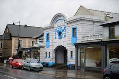 South Wales Argus: NOW AND THEN: The Palace Cinema, Risca