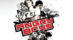 Angry Boys. I <3 Chris Lilley.