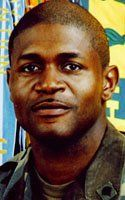 Army SGT Milton A. Gist Jr., 27, of St Louis, Missouri. Died January 30, 2007, serving during Operation Iraqi Freedom. Assigned to 1st Battalion, 77th Armor Regiment, 2nd Brigade Combat Team, 1st Infantry Division, Schweinfurt, Germany. Died of injuries sustained when an improvised explosive device detonated near his vehicle during combat operations in Ramadi, Anbar Province, Iraq.