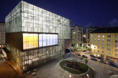 MUNCYT Coruña   Visita el museo - MUNCYT. Museo Nacional de Ciencia y Tecnología (es)