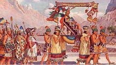 HISTORY YEAR 9 - THE INCAS EMPIRE