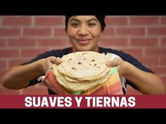 Como Hacer Tortillas de Harina muy fáciles y suaves | Flour Tortillas - YouTube Americas Test Kitchen, Tortillas Maiz, Tex Mex, Carrot Cake, Burritos, Mexican Food Recipes, Carrots, Pizza, Baguette