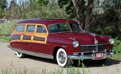 1948 Hudson Commodore Eight Custom Station Wagon | St. John's 2012 | RM AUCTIONS