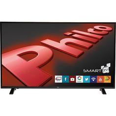 "Americanas Smart TV LED 43"" Philco PH43E30DSGW Full HD com Conversor Digital - R$1295,19"
