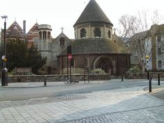 The Round Church: Cambridge UK