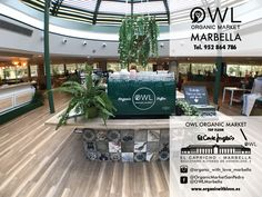 OWL Organic Food Market based in San Pedro. Serving fresh organic produce, cold pressed juices, RAW deserts, Vegan dishes and much more! Organic Food Market, Cold Pressed Juice, Owl House, Vegan Dishes, Organic Recipes, Organic Dinner Recipes, Vegan Meals