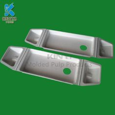 Latest tech biodegradable pulp packing box for phone