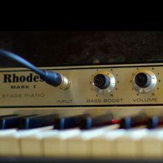 My Fender Rhodes
