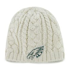 Women's Philadelphia Eagles '47 Midnight Green Sparkle Knit Beanie