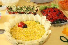 Salat Sonnenblume