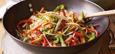 #StirFryRecipe Chinese Vegetable Stir Fry