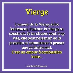 #vierge #horoscope