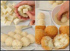 galeta unlu patates topları | Mutfağımız