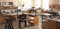New York Academy of Medicine Conservation Lab